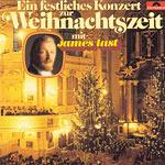 James Last - Ein festliches Konzert zur Weihnachtszeit (LP 1979)