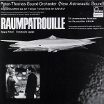 Peter Thomas Sound Orchester - Raumpatrouille (LP 1966)