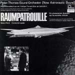 Peter Thomas Sound Orchester - Raumpatrouille (LP 1966)