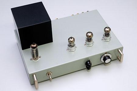 Phono-Line-Verstärker Vorderansicht