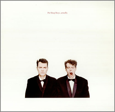 Pet Shop Boys - actually (LP 1987)