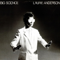 Laurie Anderson - Big Science (LP 1982)