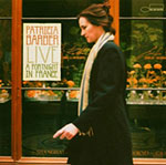 Patricia Barber - Live - A Fortnight In France (CD 2004)