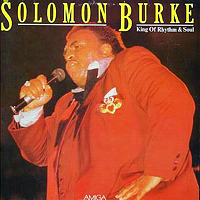 Solomon Burke - King Of Rhythm & Soul (LP AMIGA 1988)