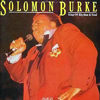 Solomon Burke - King Of Rhythm & Soul (LP AMIGA 1988)
