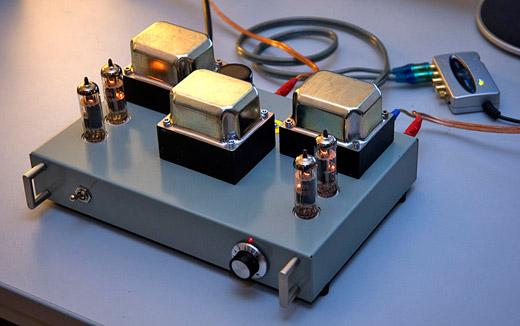 ECL805SE in Betrieb