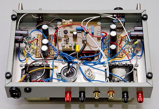 ECL805SE Innenansicht