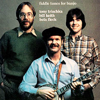 Fleck, Trischka, Keith - Fiddle Tunes For Banjo (LP 1981)