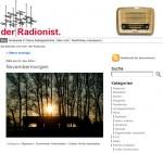 der Radionist - letzter Beitrag