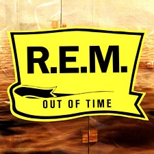 R.E.M. - Out Of Time (CD 1991)