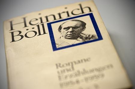 Heinrich Böll - Gesamtausgabe, Werke 3, Romane und Erzählungen 1954-1959