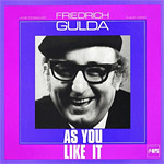 Friedrich Gulda - As You Like It (LP 1970)
