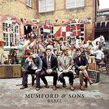 Mumford & Sons - Babel (2012) - Album-Cover © by Glassnote Records