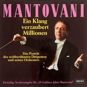 Mantovani - Ein Klang verzaubert Millionen (LP)