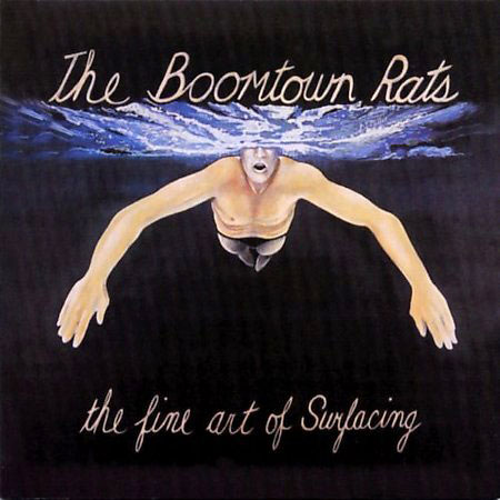 The Boomtown Rats - the fine art of surfacing (LP 1979)