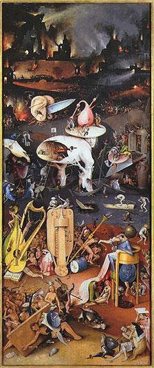 Hieronymus Bosch - Die musikalische Hölle