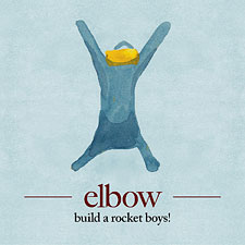 Elbow - Build A Rocket Boys! (CD 2011)
