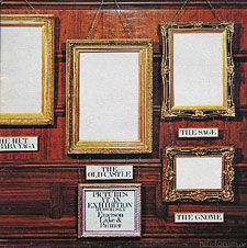 Emerson, Lake & Palmer – Pictures At An Exhibition (1971)