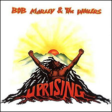 Bob Marley & The Wailers - Uprising (LP 1980)
