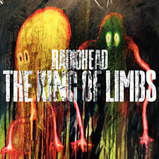 Radiohead - The King Of Limbs (CD 2011)