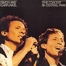 Simon & Garfunkel - The Concert in Central Park (2LP 1982)
