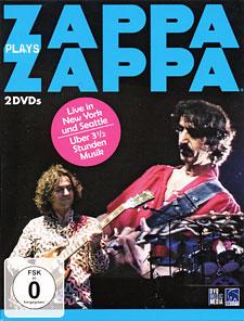 Zappa plays Zappa (2DVD, 2010)