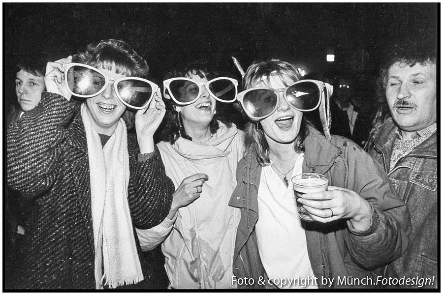 Altweiber-Karneval, ca. 1985