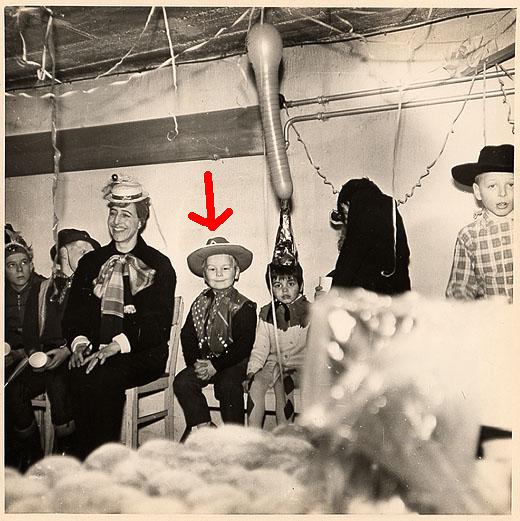 meine karnevalistischen Anfänge, ca. 1961