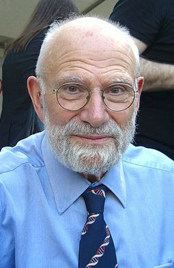 Oliver Sacks, © Luigi Novi / Wikimedia Commons