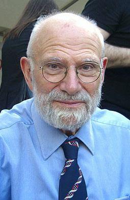 Oliver Sacks, © Luigi Novi / Wikimedia Commons