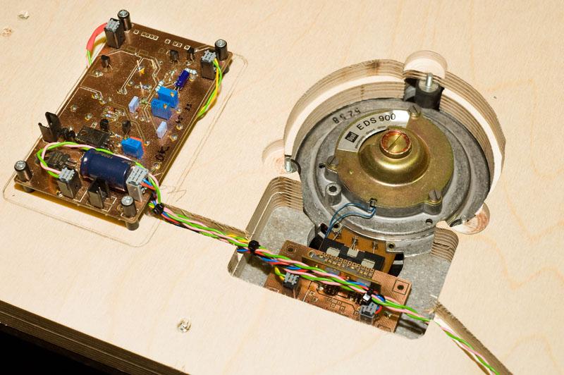 Motor und Motor-Elektronik