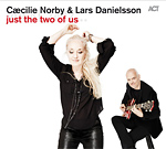 Cæcilie Norby & Lars Danielsson - Just the Two of Us (LP, 2015)