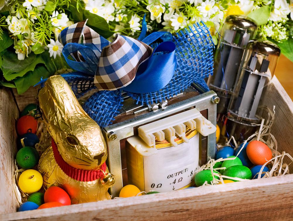 Ostern beim Audionisten. Foto © Michael Münch