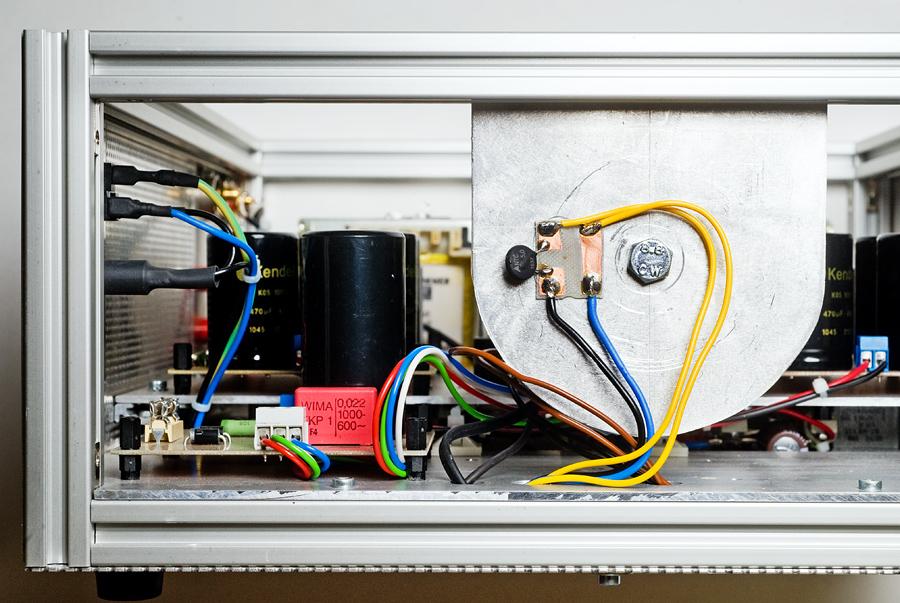 GRANDE - Heißleiter (NTC) zur Verminderung des Einschaltstromstoßes des Ringkerntrafos