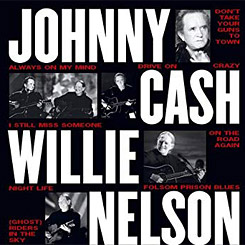 Johnny Cash & Willie Nelson - Storytellers
