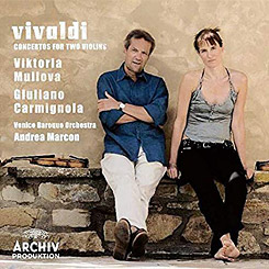 Viktoria Mullova, Guiliano Carmignola, Venice Baroque Orchestra - Vivaldi Concertos for Two Violins